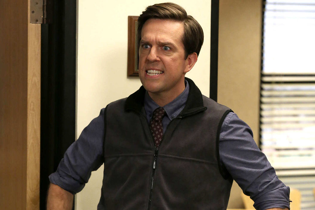 Ed Helms (Andy Bernard)