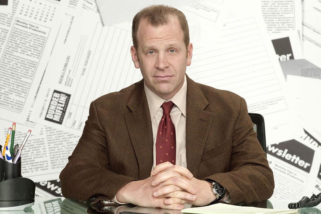 Paul Lieberstein (Toby Flenderson)