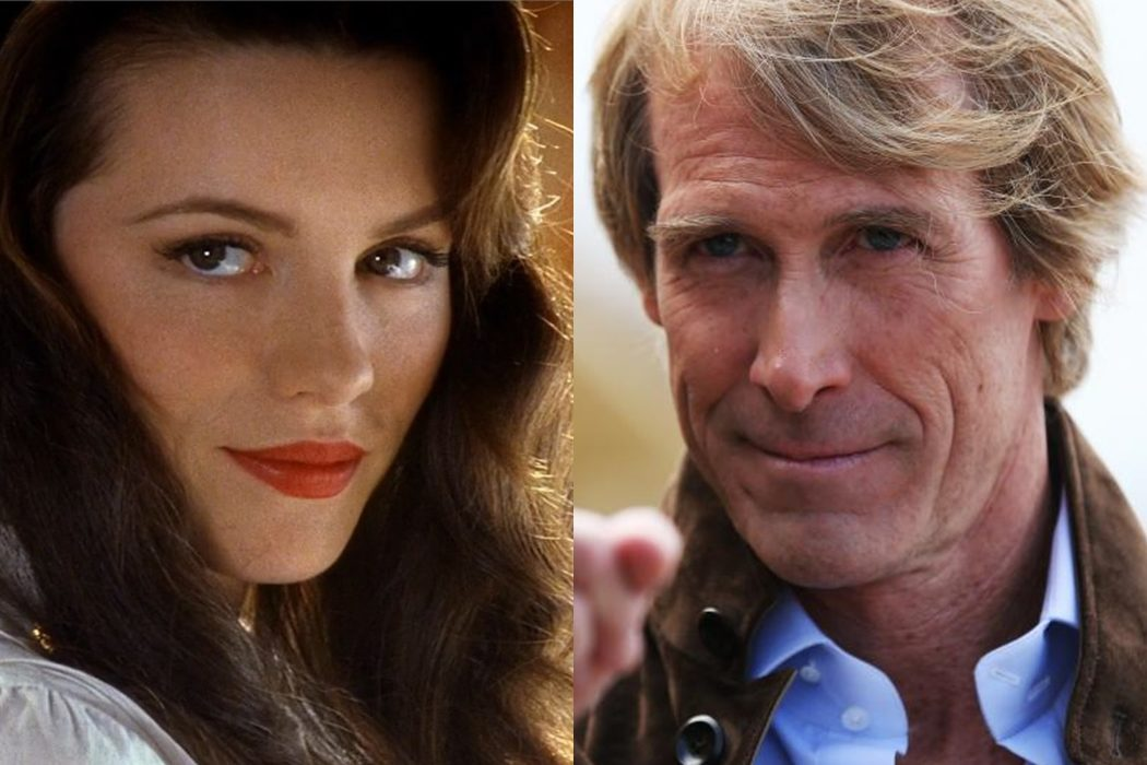 Kate Beckinsale y Michael Bay