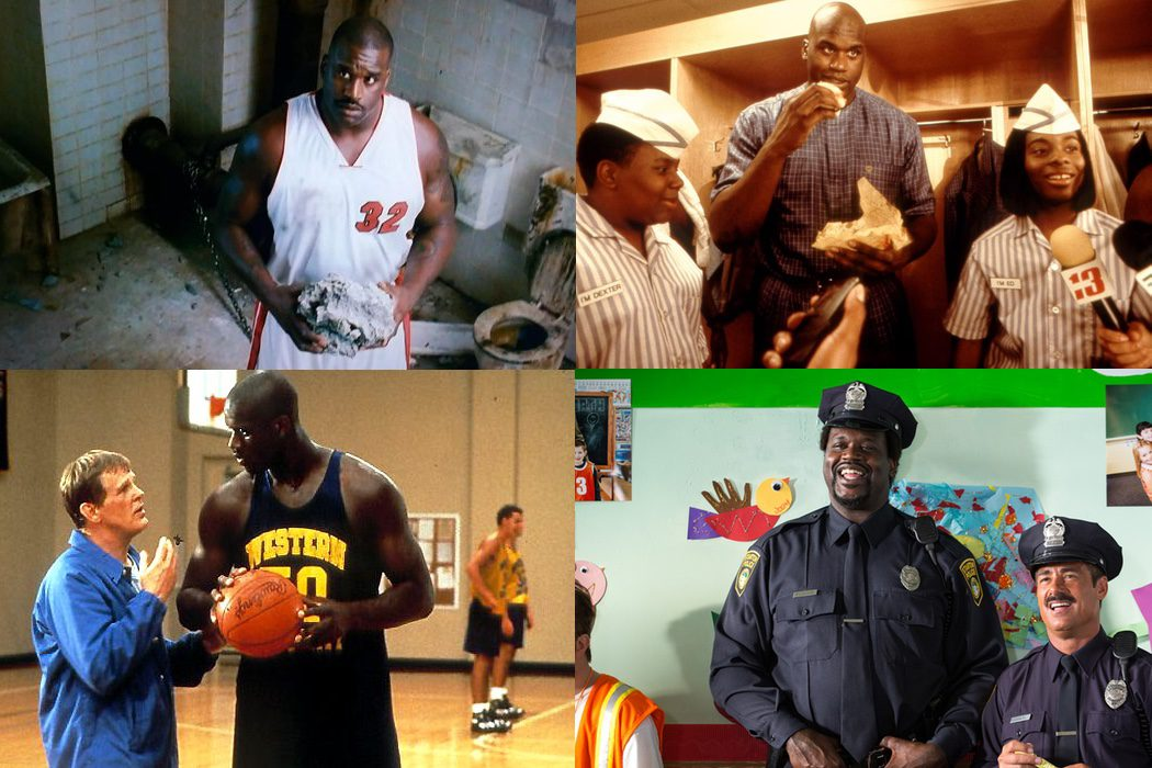 Shaquille O`Neal