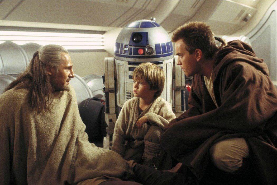 'Star Wars: La amenaza fantasma'