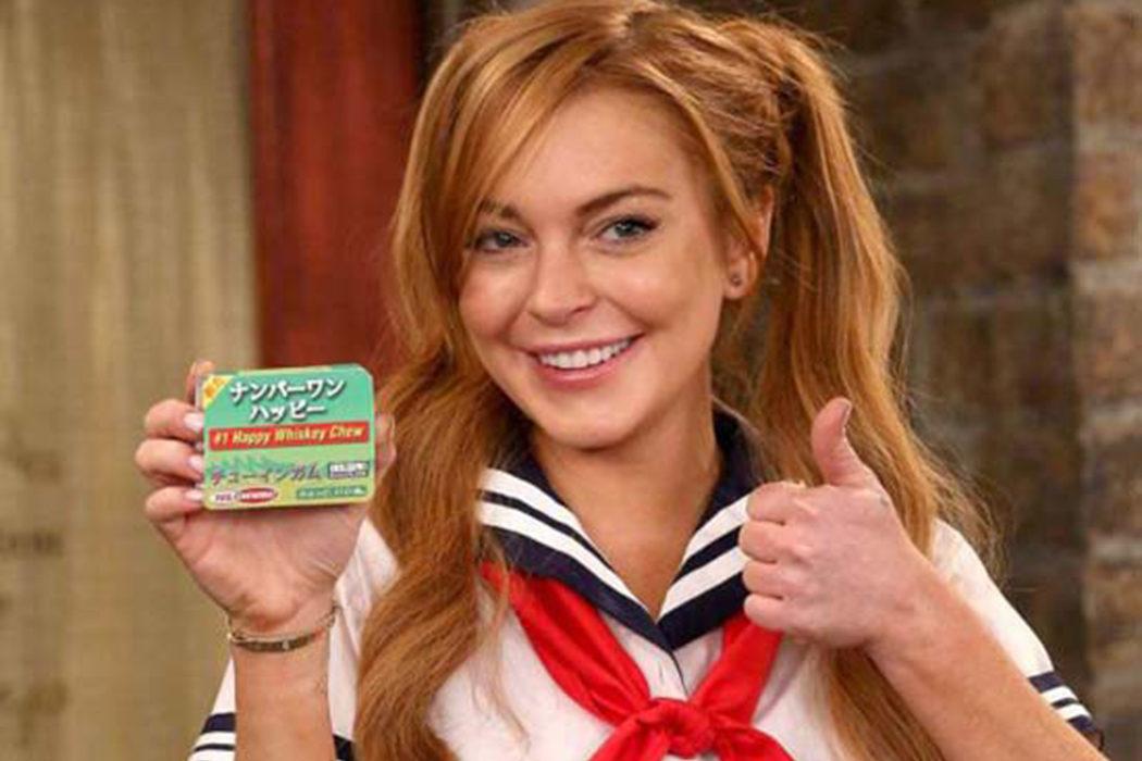 Lindsay Lohan estuvo a punto de ser Sailor Moon