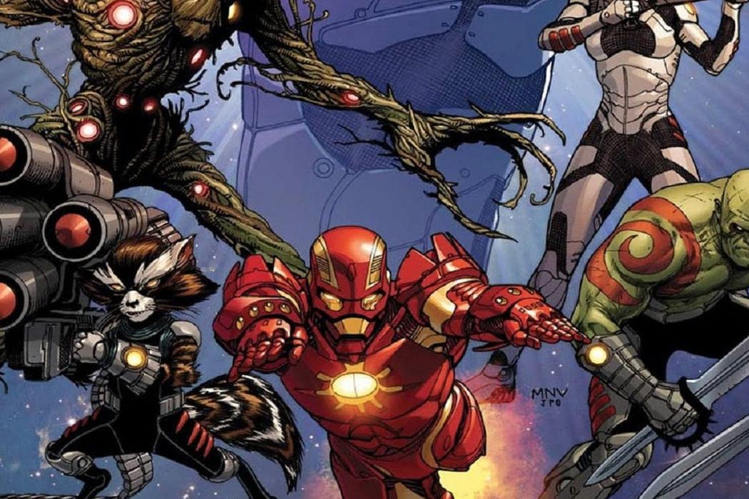 Capitán Marvel, Iron Man, Kitty Pride, Venom, La Cosa