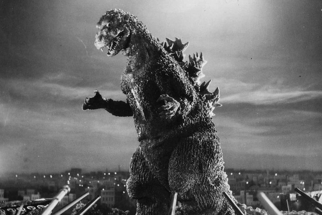 'Godzilla, Japón bajo el terror del monstruo'