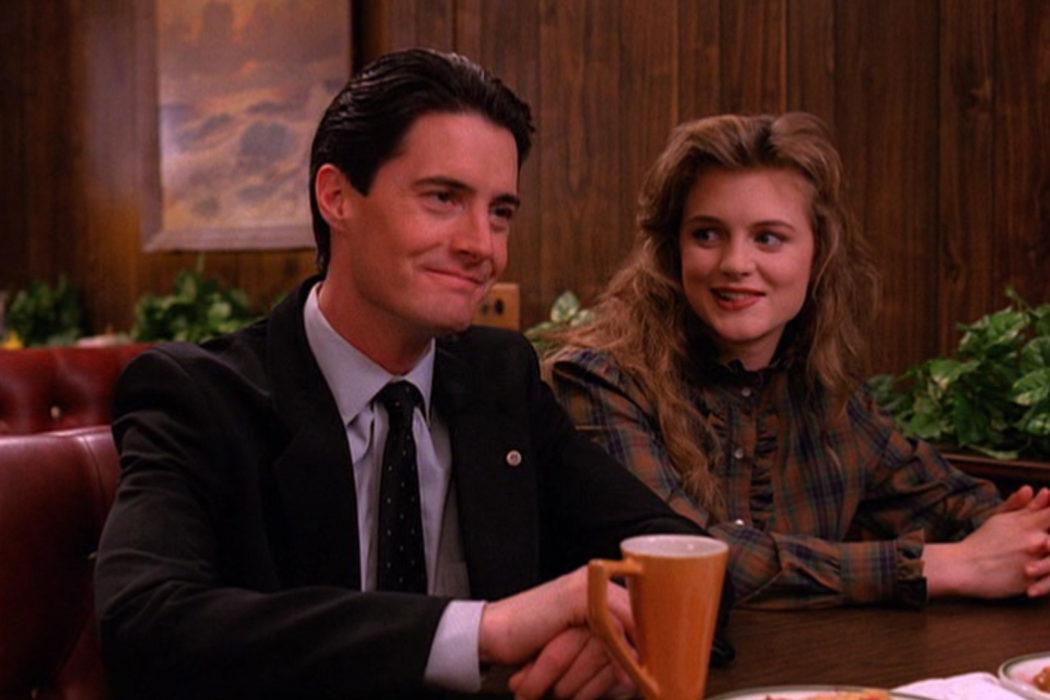 Dale Cooper y Annie Blackburn