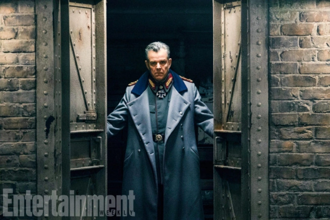 Danny Huston en 'Wonder Woman'