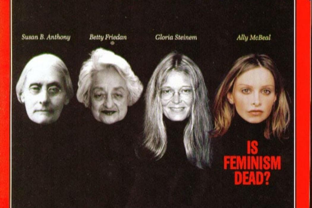 ¿Anti-feminista?
