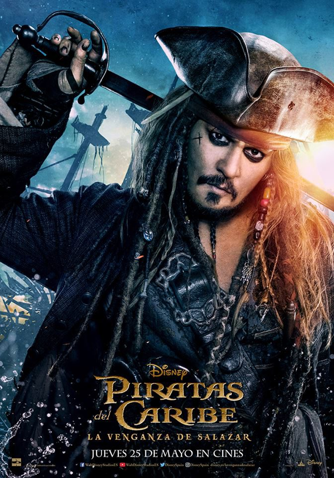 Jack Sparrow (Johnny Depp) #2