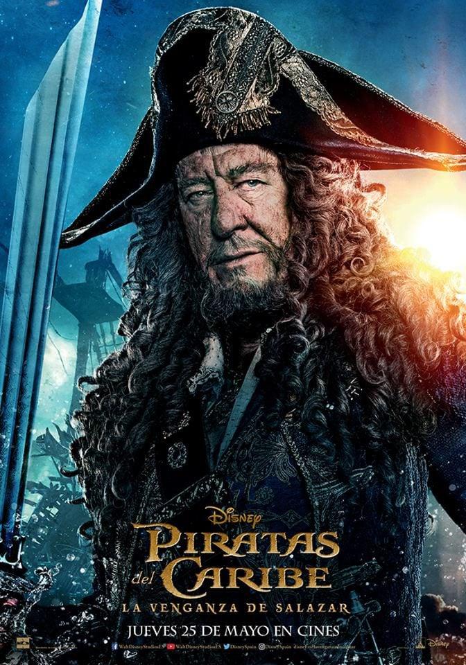 Barbossa (Geoffrey Rush) #2