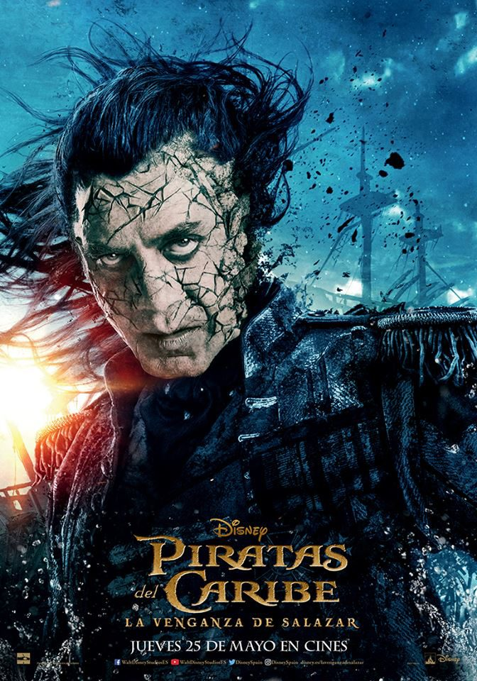 Capitán Salazar (Javier Bardem) #2