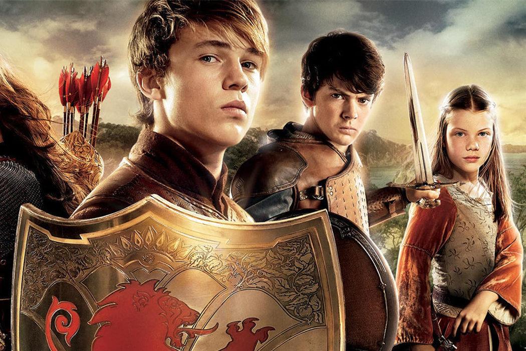 'Las crónicas de Narnia'