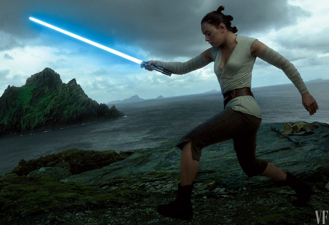 La última Jedi