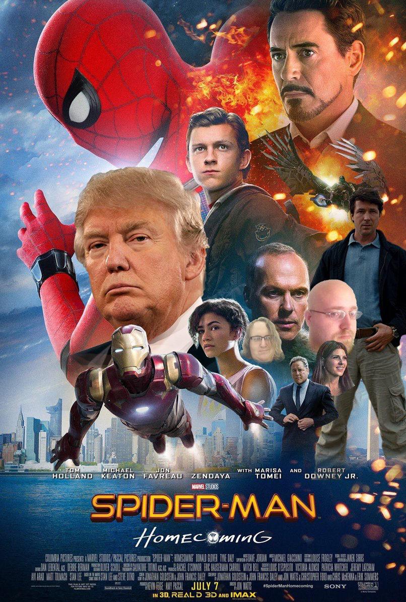 Trump y compañía