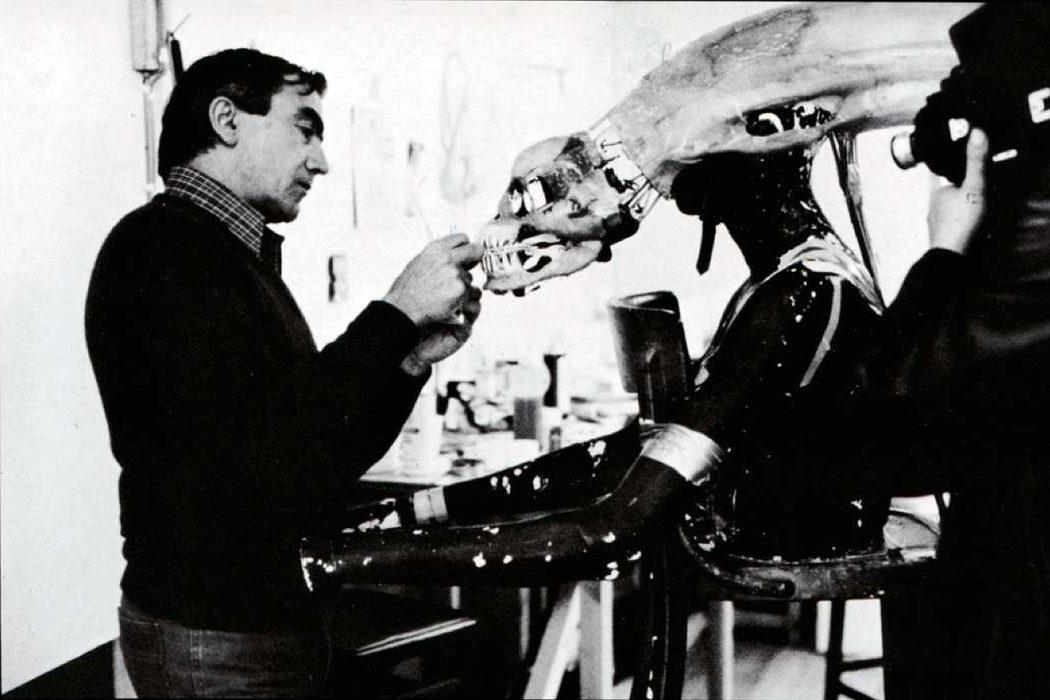 Carlo Rambaldi, el artesano