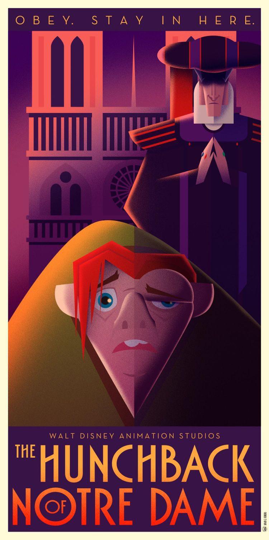 'El jorobado de Notre Dame' (1996)