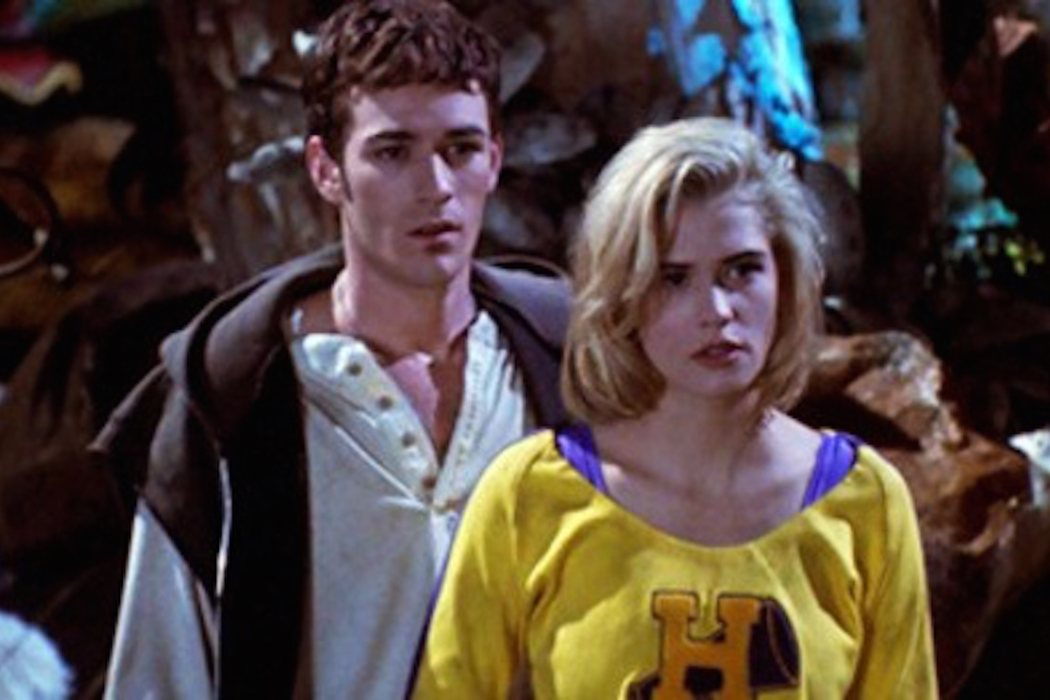 Pike en 'Buffy, la cazavampiros' (1992)