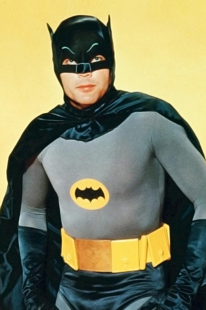 Adam West ('Batman', 1966-1968)