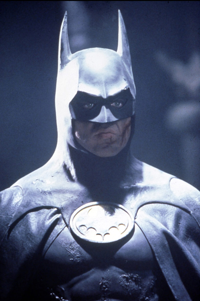 Michael Keaton ('Batman', 1989 & 'Batman Returns', 1992)