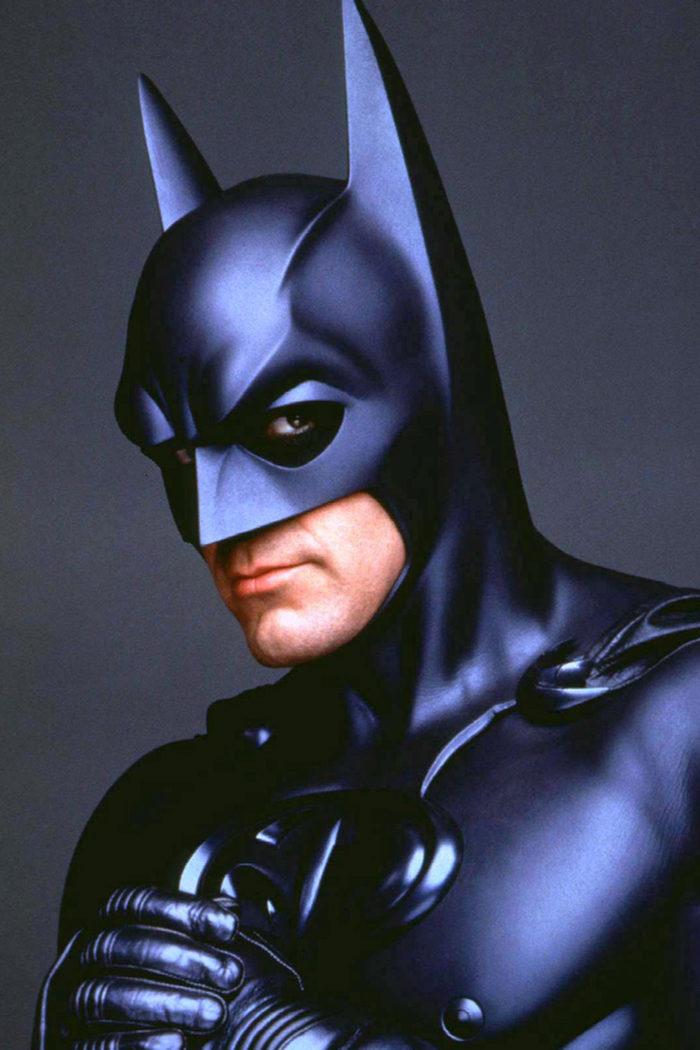 George Clooney ('Batman y Robin', 1998)