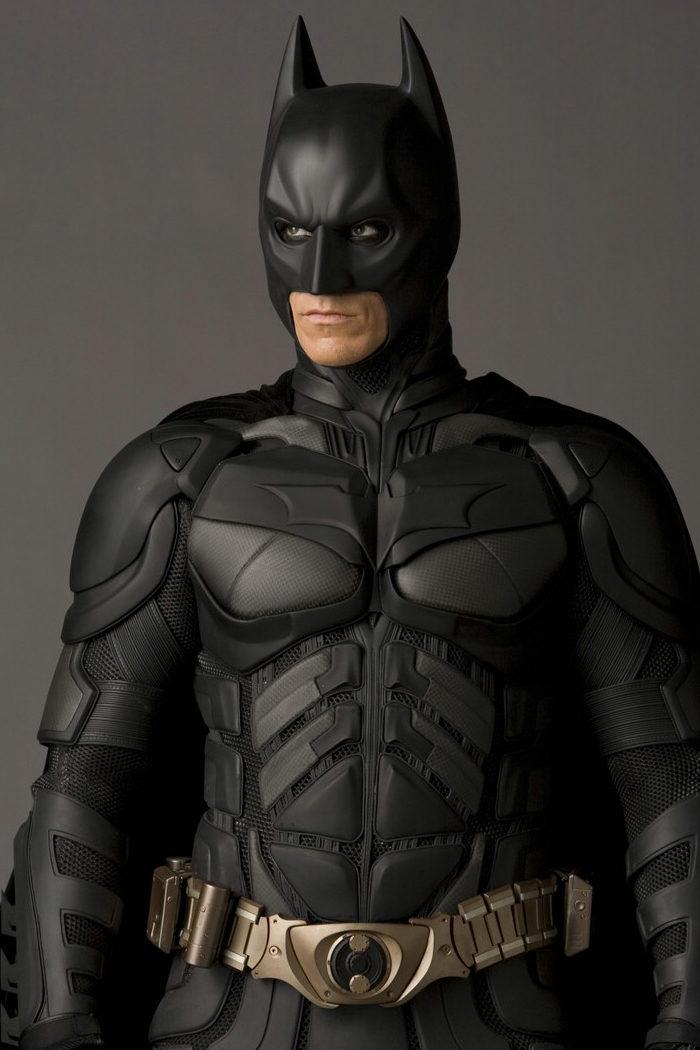 Christian Bale ('Batman Begins', 2005, 'El caballero oscuro', 2008 & 'El caballero oscuro: la leyenda renace', 2012)