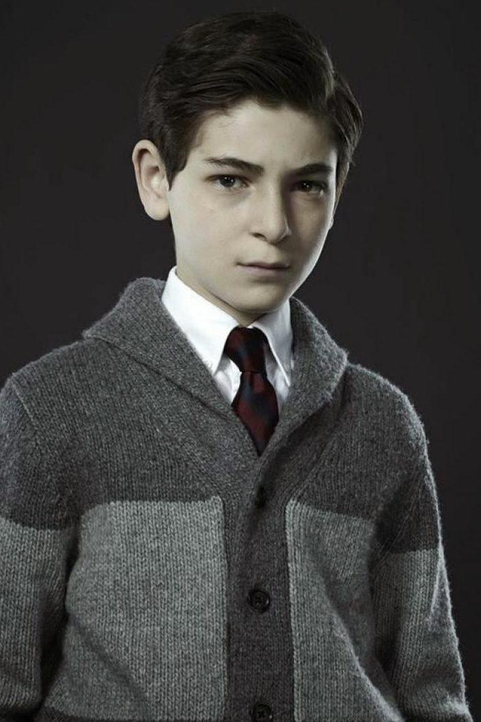 David Mazouz ('Gotham', 2014 - Actualidad)