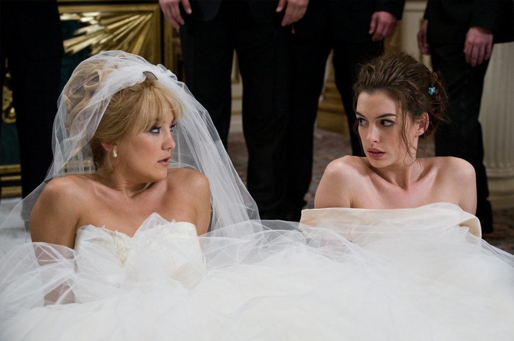 Liv Lerner y Emma Allan en 'Guerra de novias'
