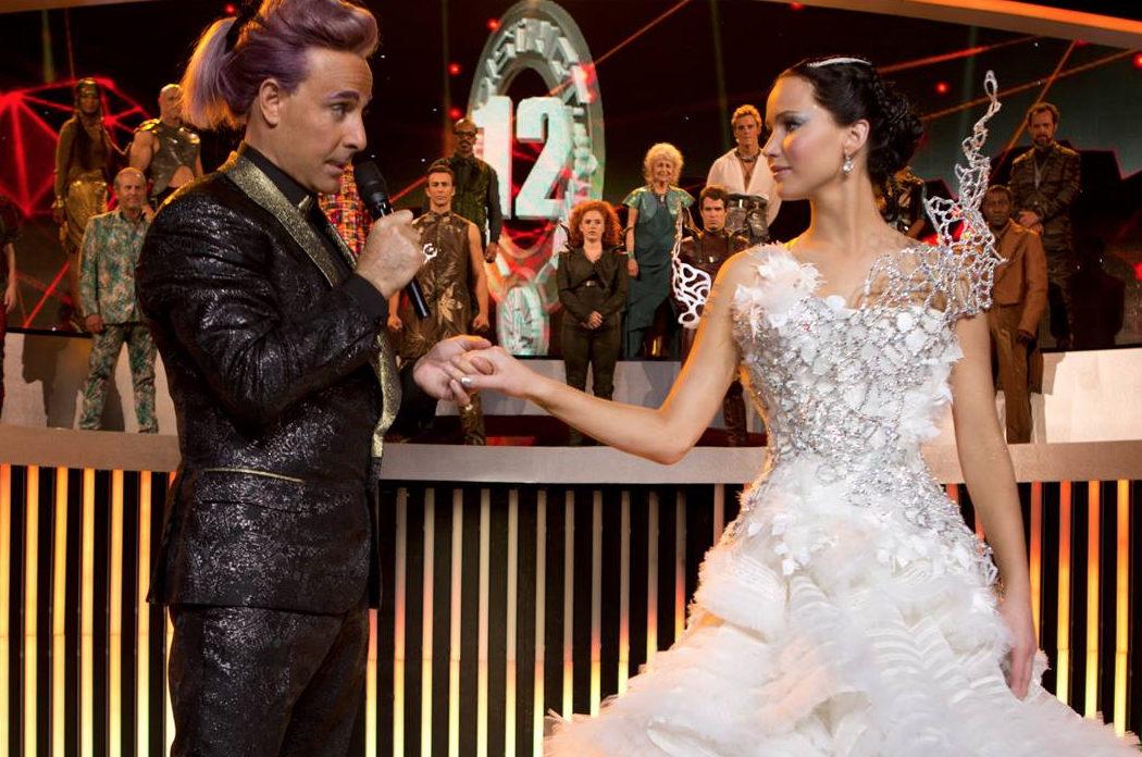 Katniss Everdeen en 'Los Juegos del Hambre: En llamas'