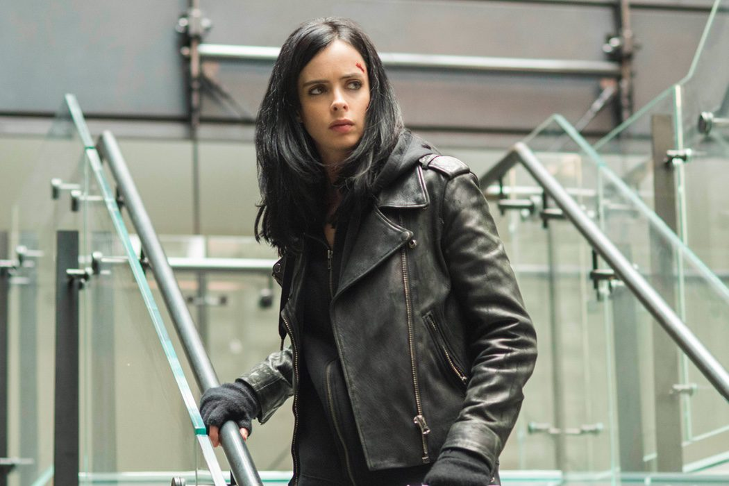 A favor: Jessica Jones / Krysten Ritter