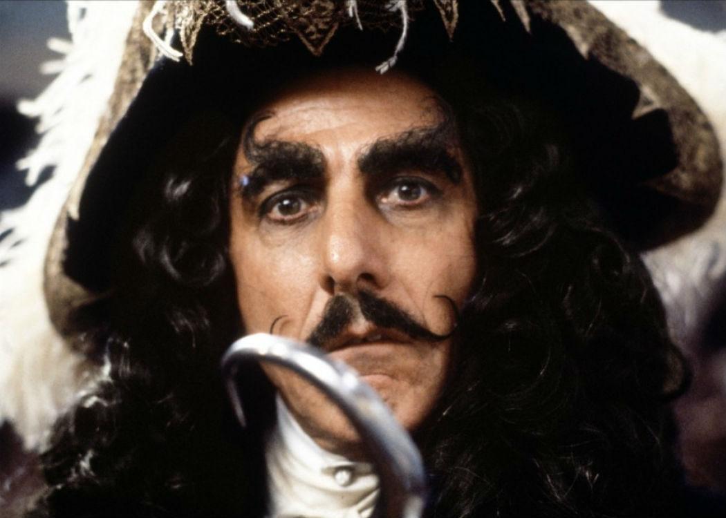 'Hook (El Capitán Garfio)': Fábula por excelencia