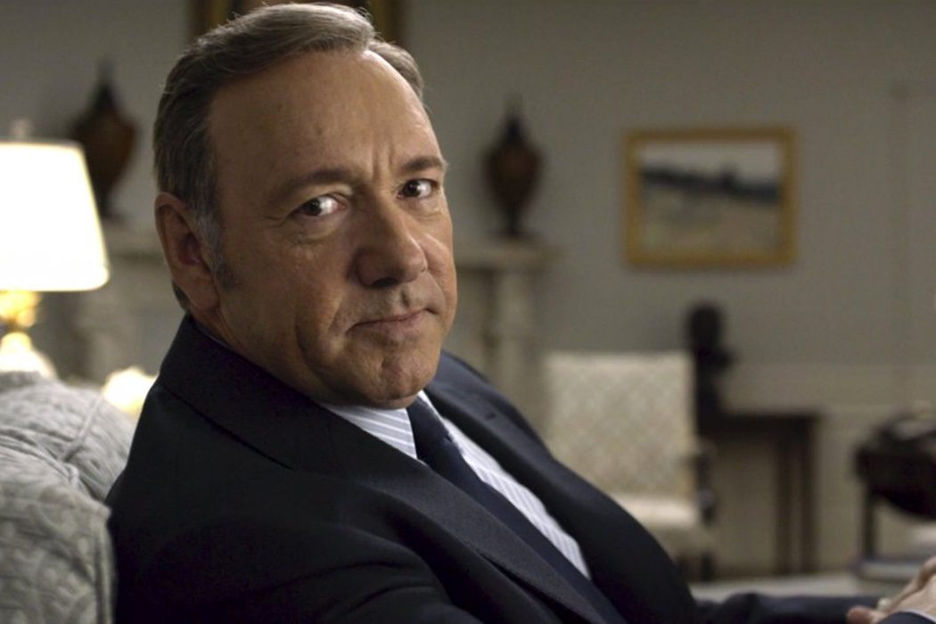 El Twitter de 'House of Cards'