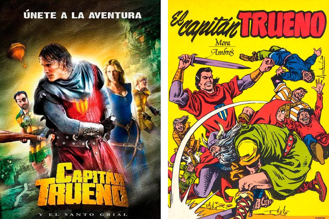 'Capitán Trueno y el Santo Grial'