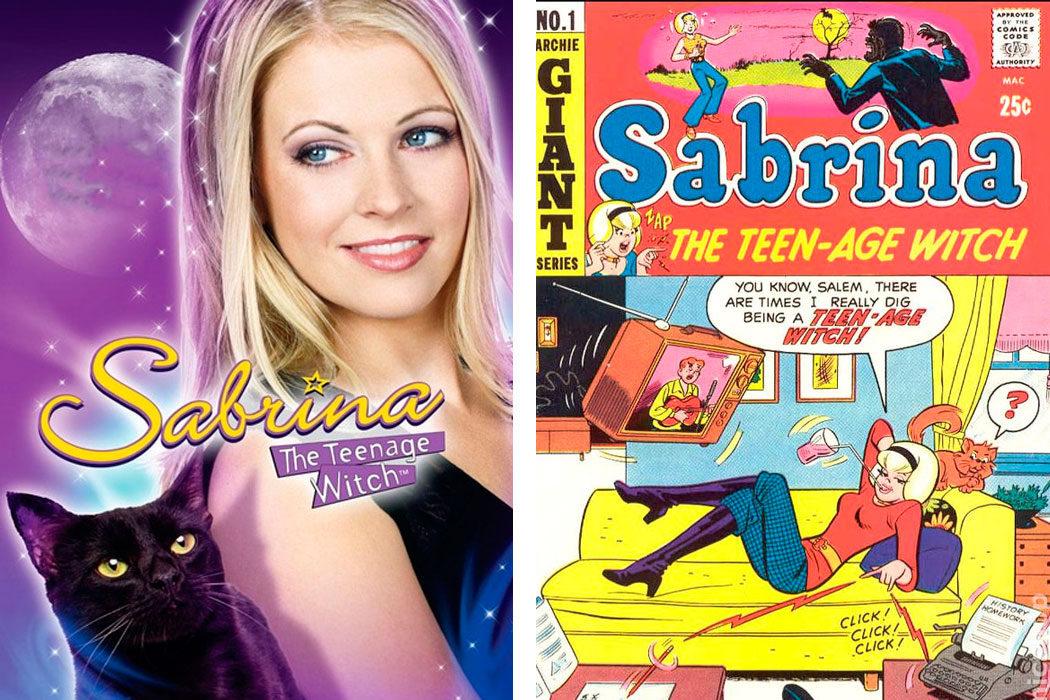 'Sabrina, cosas de bruja'