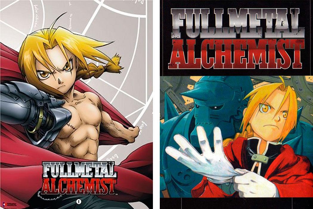 'Fullmetal Alchemist'