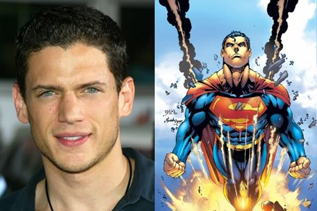 Hizo el casting para ser Superman