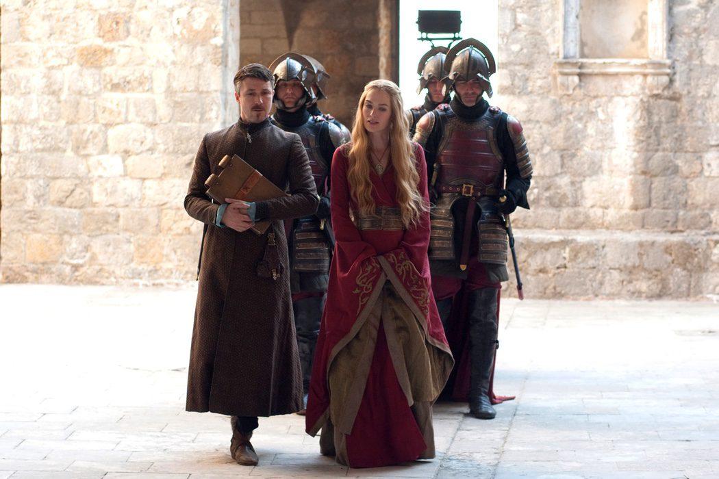 Cersei tiene el poder