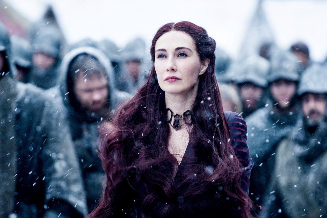 Melisandre y su parto