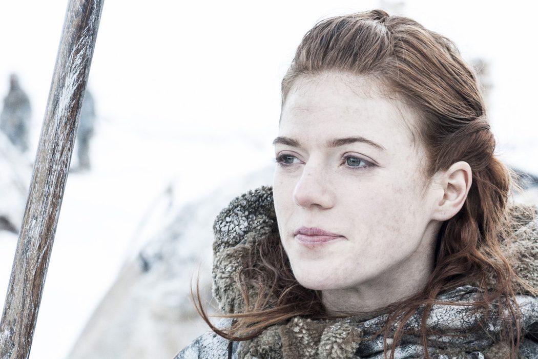 Ygritte desafía a Jon Snow