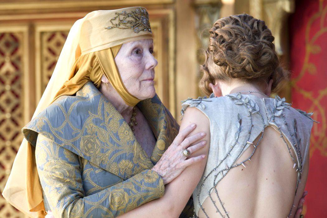 Olenna Redwyne y Margaery Tyrell matan a Joffrey