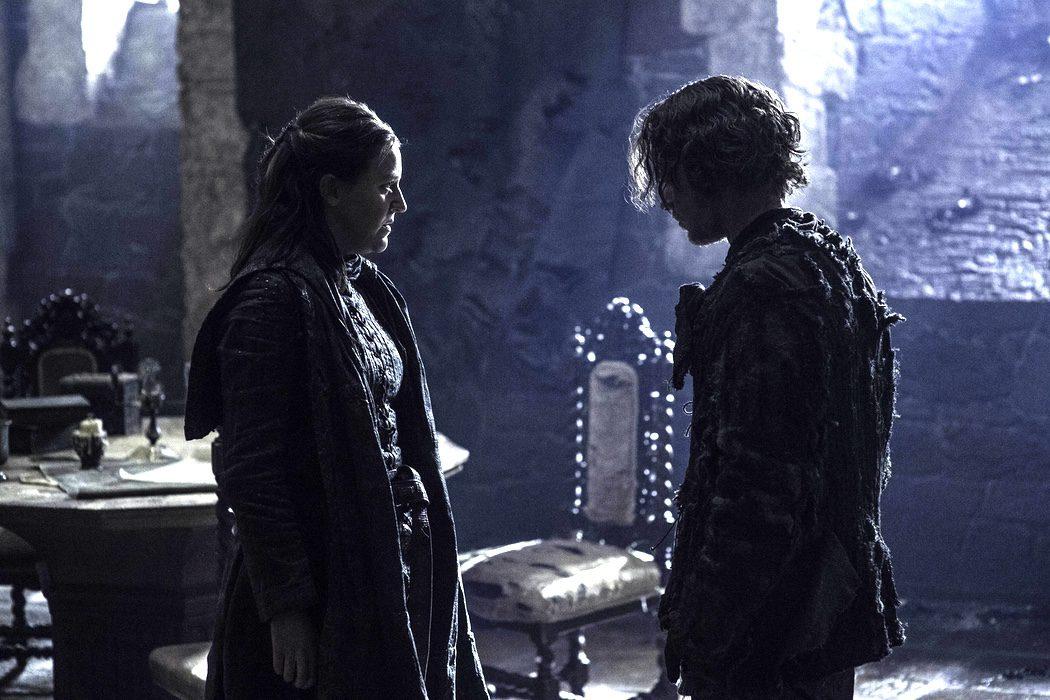 Yara lidera el plan para rescatar a Theon