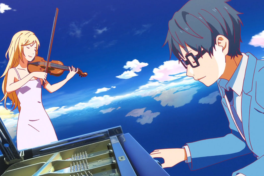 'Your Lie in April' (2014 - 2015)