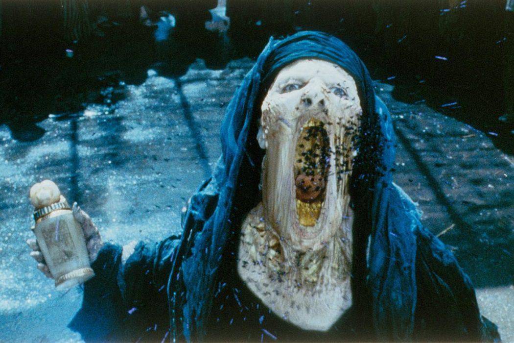 'La momia' de 1999 como referente