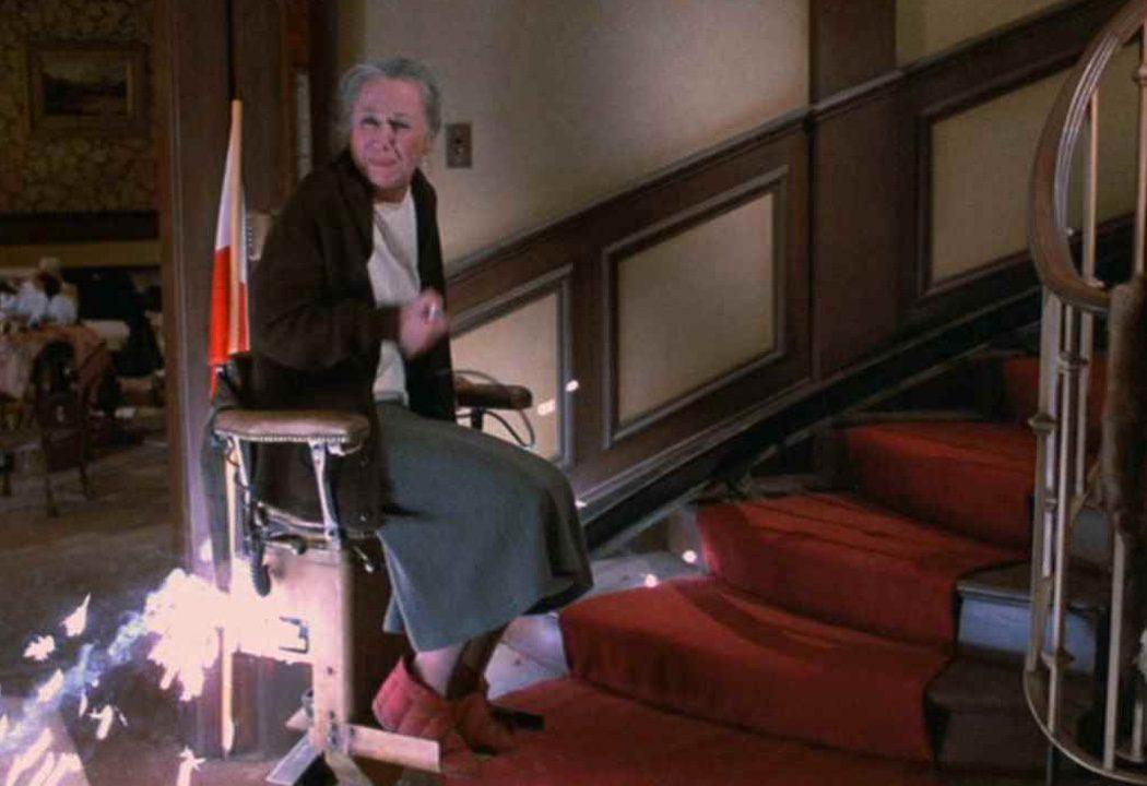 El vuelo de la señora Deagle