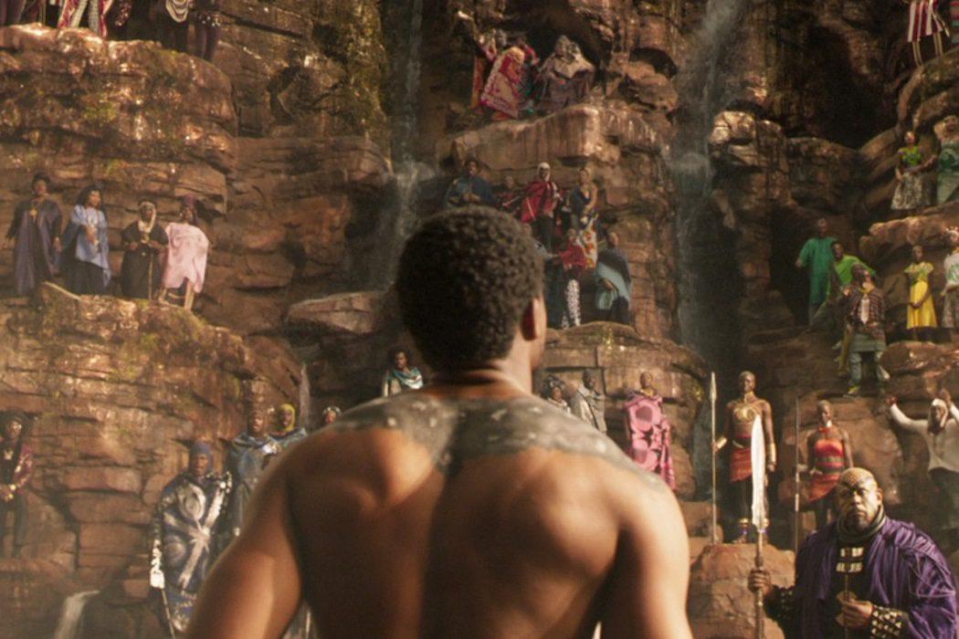 Recibimiento en Wakanda