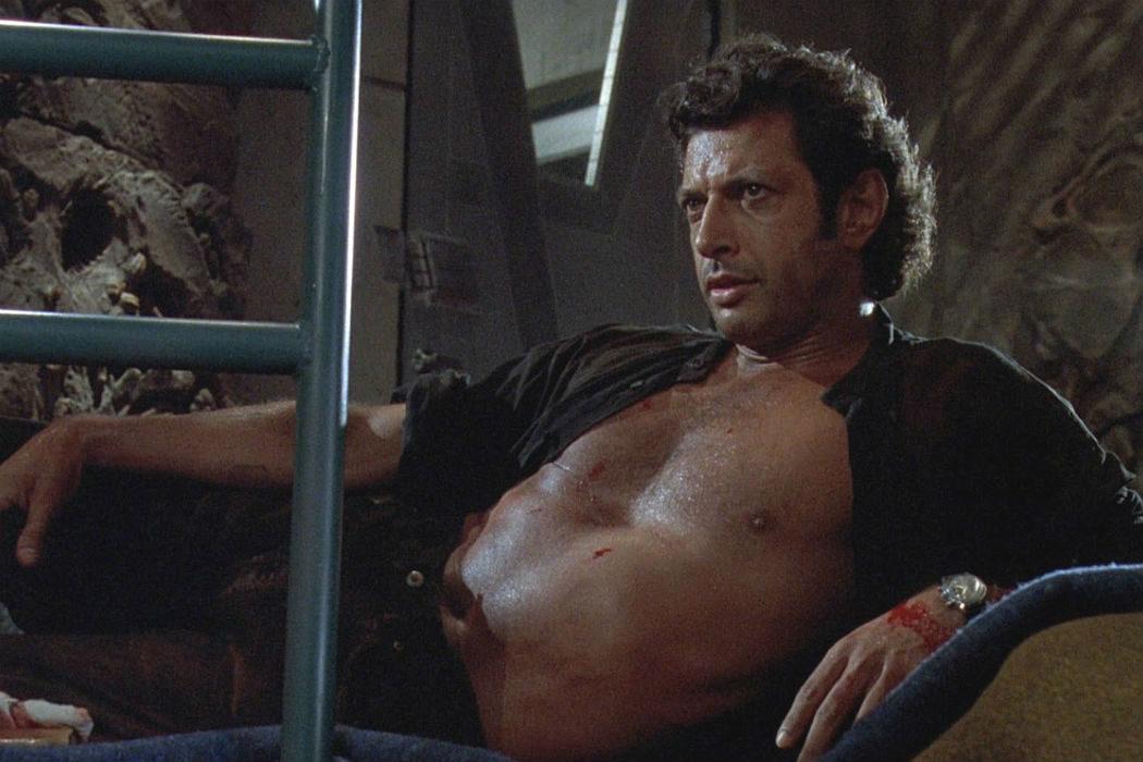 Vuelve Jeff Goldblum