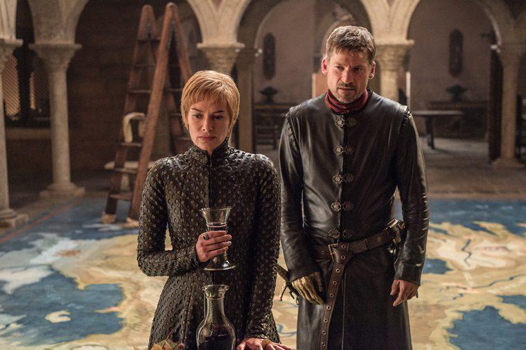 Cersei Lannistery Jaime Lannister
