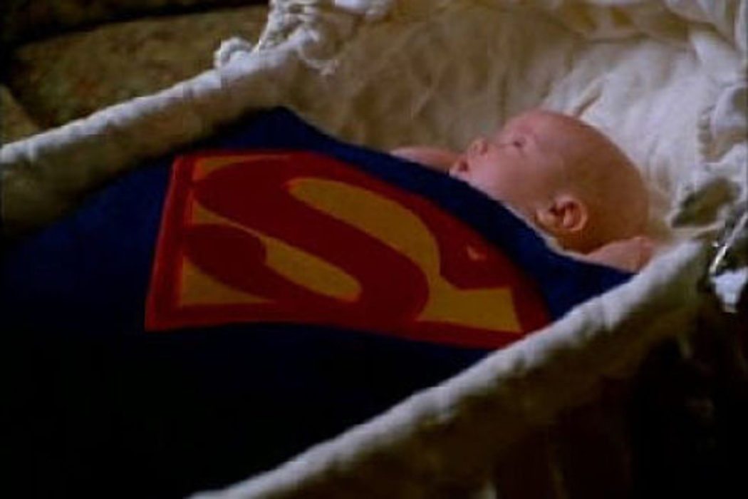 Bebé kryptoniano
