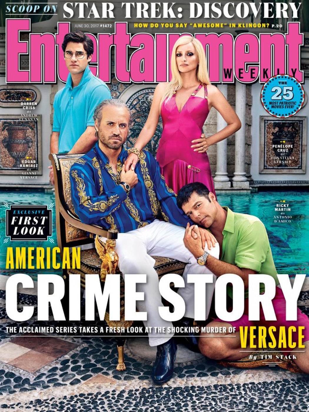 Portada Entertainment Weekly