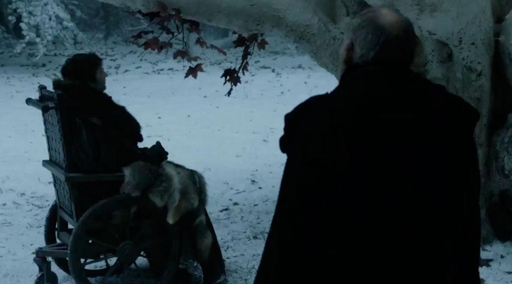 Bran en Invernalia