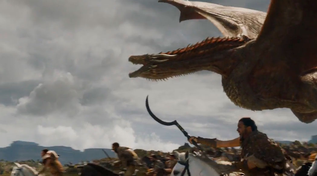 Batalla entre los Lannister vs. Khaleesi