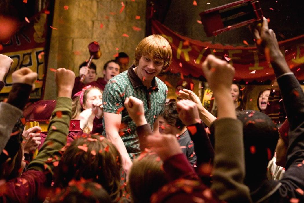 Todos deberíamos ser Gryffindor